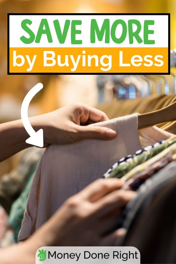 Avoid buying something that you don't really need and achieve your short or long term financial goal. Learn how to stop impulse buying here. #dontbuynotneeded #stopimplusebuying