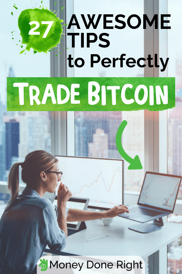 There are lots of different ways to trade bitcoin. We've rounded up the best ideas for you on how to trade perfectly. #bitcoin #bitcointrade