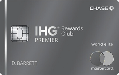 IHG Rewards Club Premier