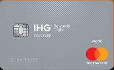 IHG Rewards Club Travelers Credit Card