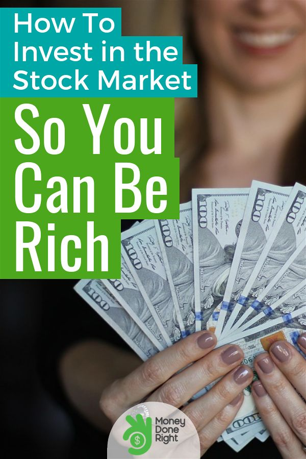 Invest in the stock market the right away and get rich by doing so. We've covered the how's of it in this article. #stockmarket #investinthestockmarket