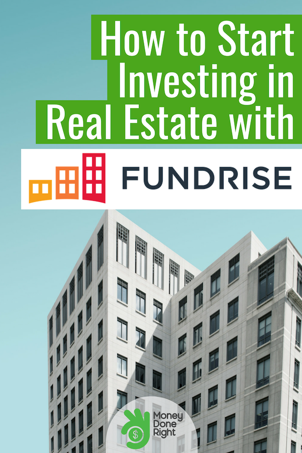 Fundrise Review: How to Start Investing in Real Estate with $500 | real estate investing for beginners | passive income ideas | investing ideas passive income | investing in real estate rental property | commercial real estate investing #FundriseReview #Investing