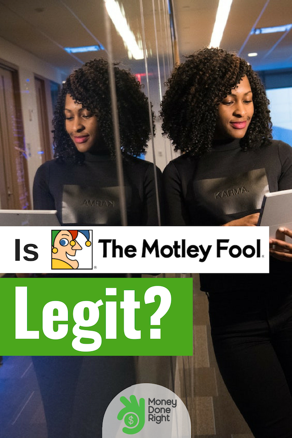 This Motley Fool Stock Advisor review is a must read for anyone who is thinking about a secure financial future through the stock market. #MotleyFoolStockAdvisorReview #financialfuture