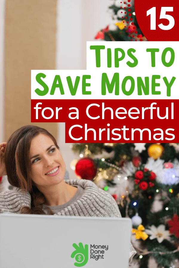 Sadly, the most beautiful time of the year is also the most expensive. These tips might just extend that good holiday cheer until the next year. #saveforchristmas #cheerfulchristmas