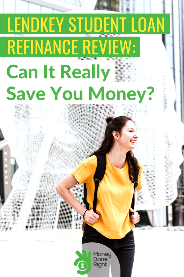 Refinancing your student loans can be confusing, and some companies are just out to make a quick buck. LendKey, however, works with local credit unions to get you the best rate on your student loan refinance! #StudentLoanRefinance #StudentLoans