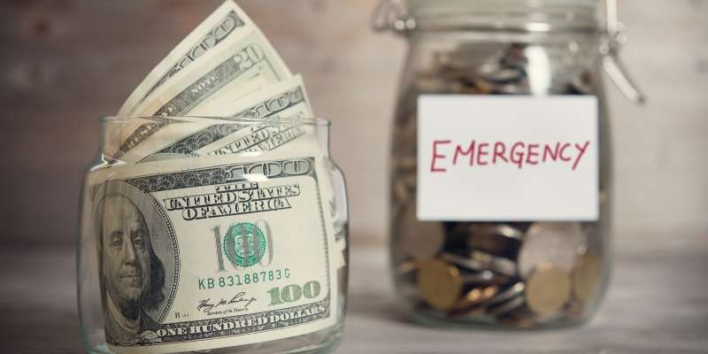 Maintain an Emergency Fund