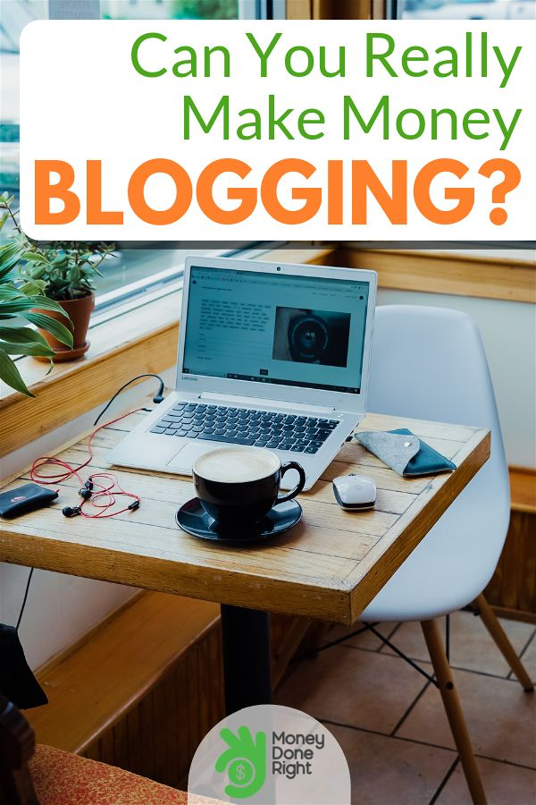 Can you really make money blogging? This is one big question we get all the time and we provide you the answers you need. #blogging #makemoneyblogging