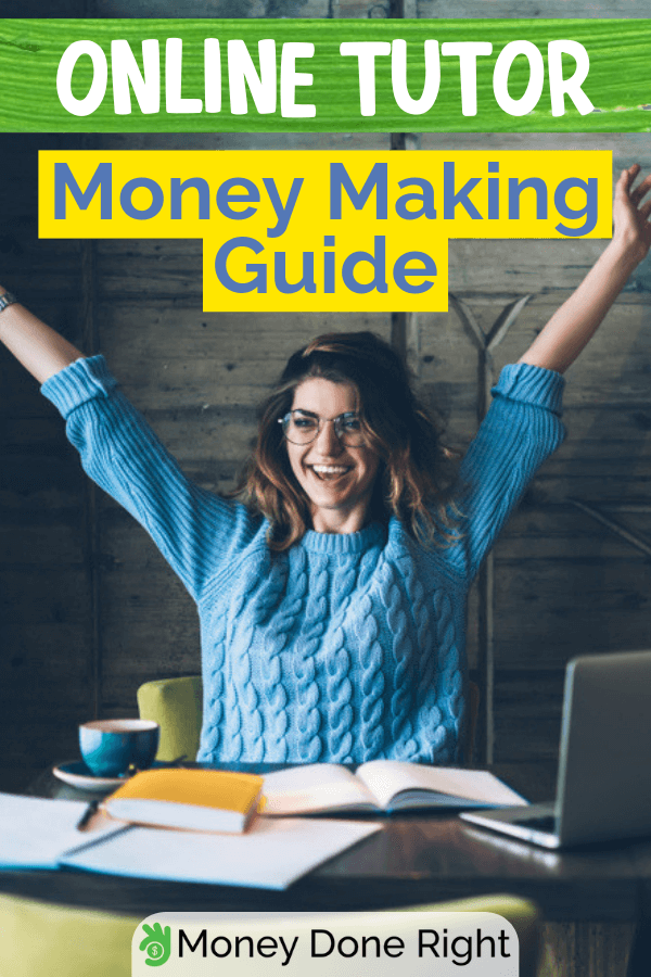 If financial independence is what you seek, check out this amazing guide on how to earn as an online tutor. #onlinetutoring #financialindependence