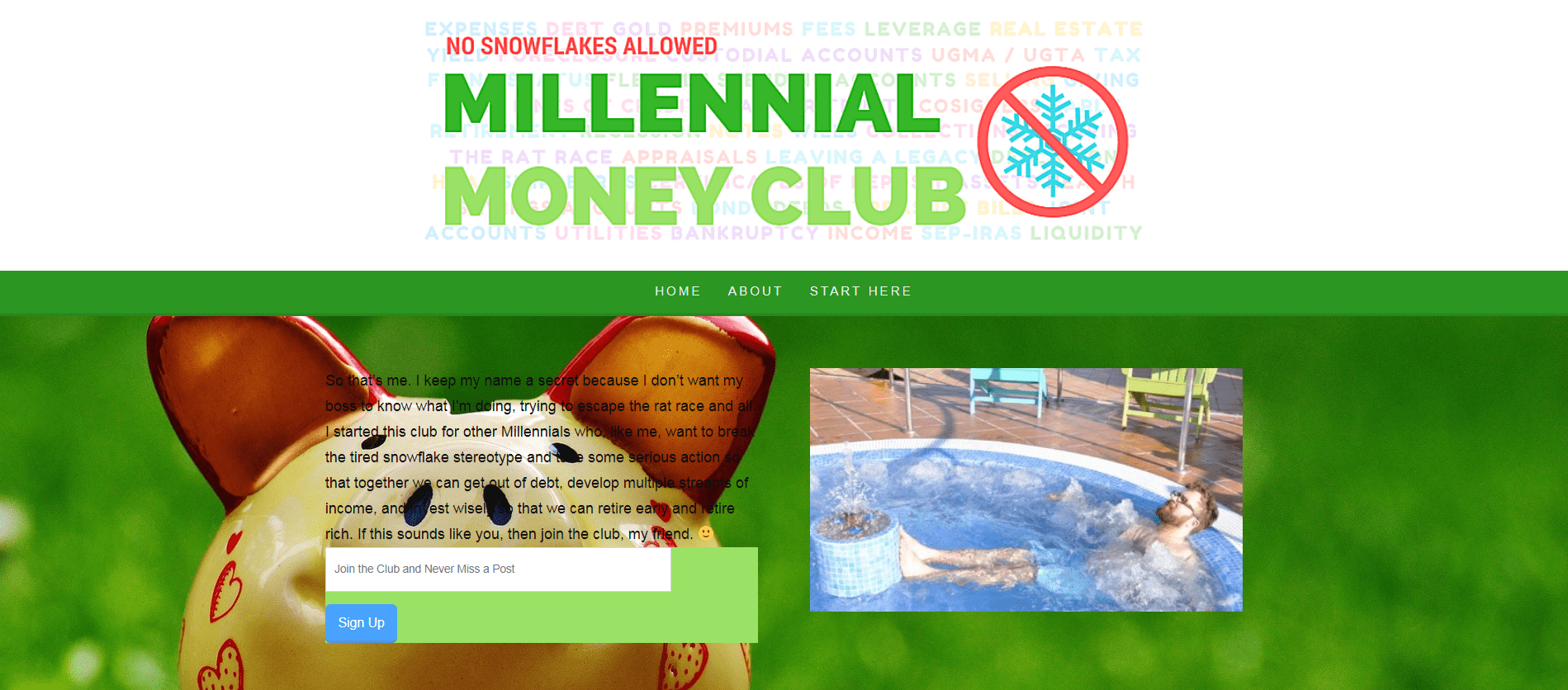 Millennial Money Club