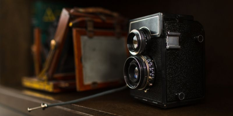 Old Cameras and Camera Equipment