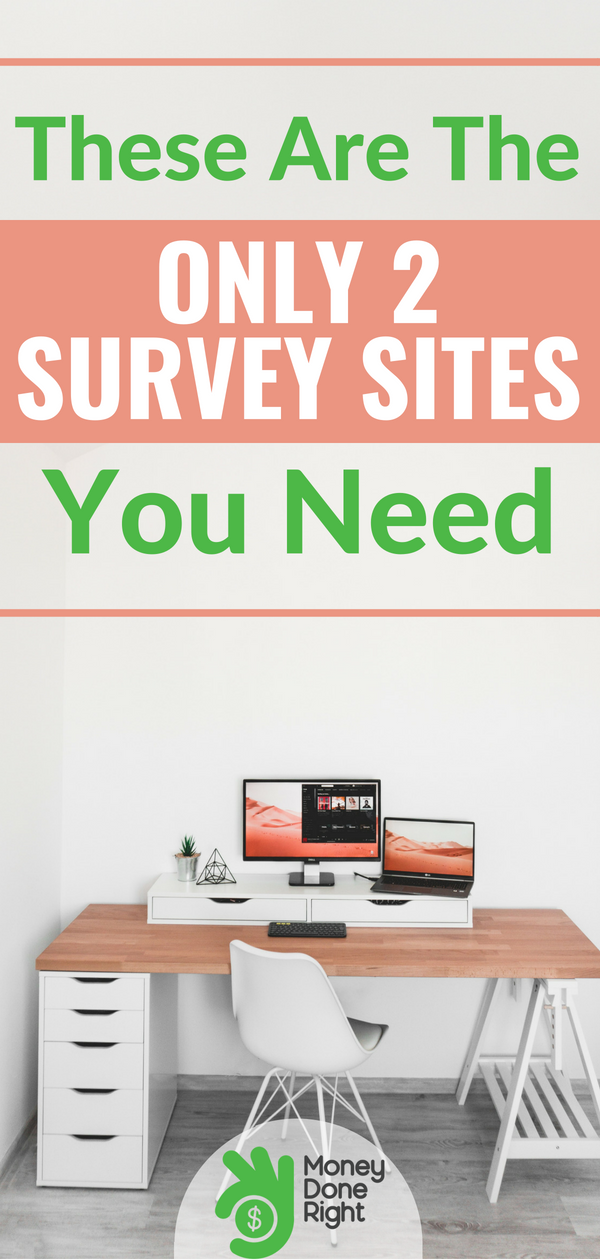 Here Are the 2 Best Paid Survey Sites of 2019 (You Don't