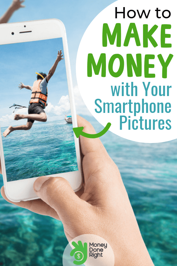 Technology has come so far, to the point that smartphone cameras are almost on par with professional cameras. Now, you won't necessarily need a professional camera to earn by taking photos, as your smartphone may be enough. #moneyforpictures #sellyourphotos