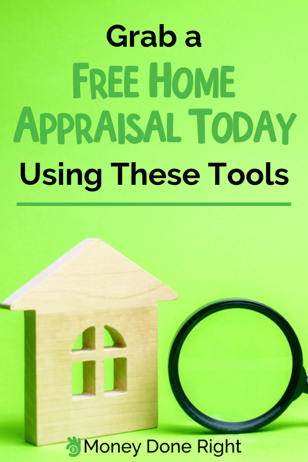Home appraisal can be very tricky nowadays. Whether you are a negotiation expert or not, here are tools to help you get a free home appraisal! #freehomeappraisal #freeappraisaltools