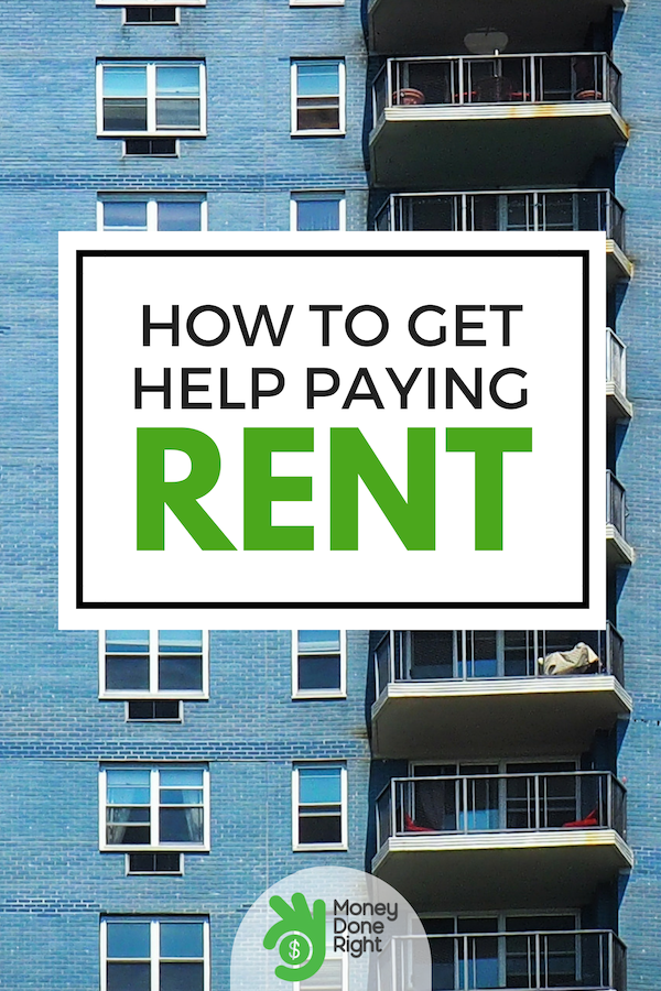 Need help with paying rent? You've got a life-saver right in this article. It's worth a read. #rentassistance #helpwithrentpayment