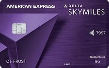 Reserve Delta Skymiles Credit Card
