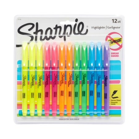Sharpie Pocket Style Highlighters