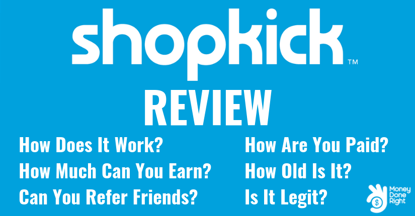 Shopkick Review