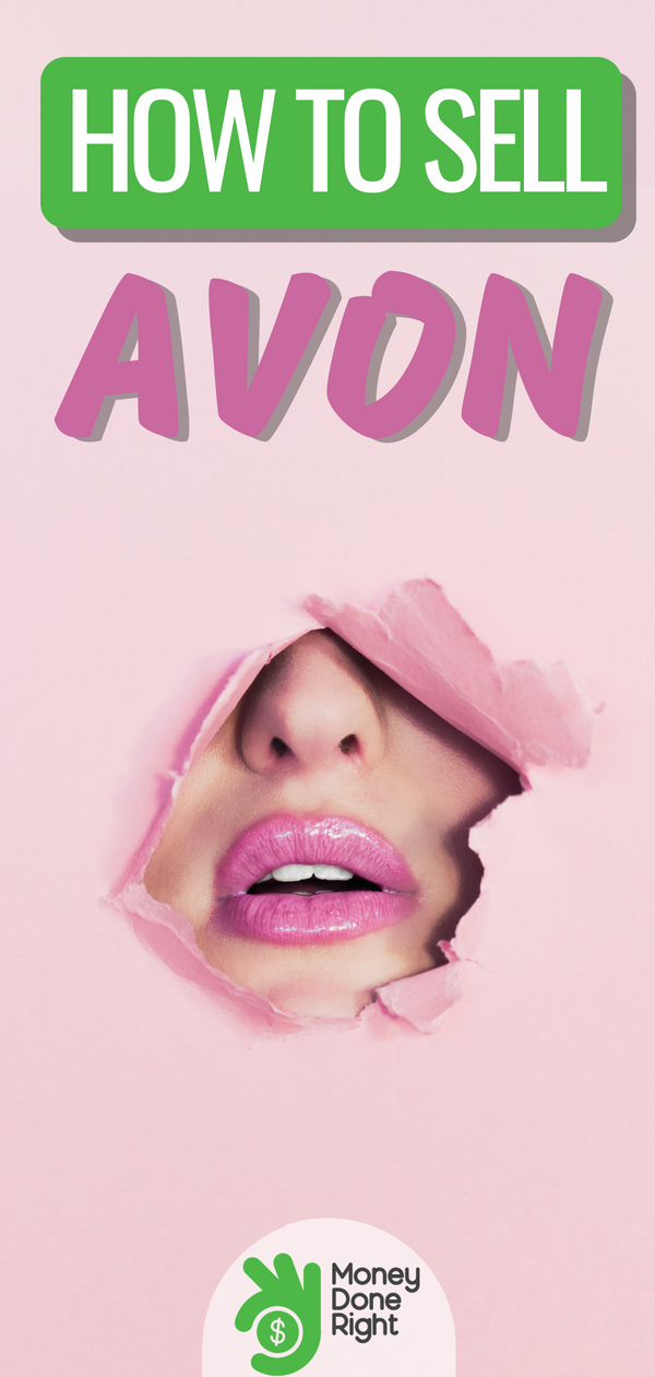 Ever wondered how to sell Avon in 2019? We've got a full guide for you, including the sales process and all the potential benefits. | #avon #salesrep #workfromhome