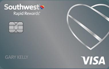 Southwest Rapid Rewards Plus