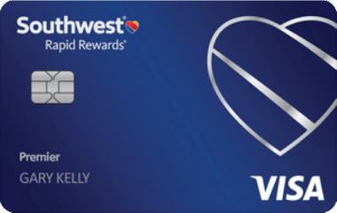 Southwest Rapid Rewards Premier