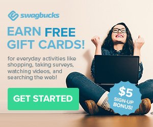Swagbucks Earn Gift Cards