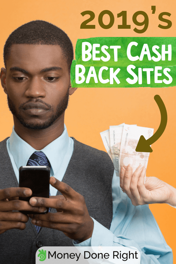 Everybody loves online shopping, most especially if they get an additional gain than just merely buying. Here are some of the best sites this 2019 that offer cash back -- and you shouldn't shop without them! #cashbacksites2019 #shopforcashback