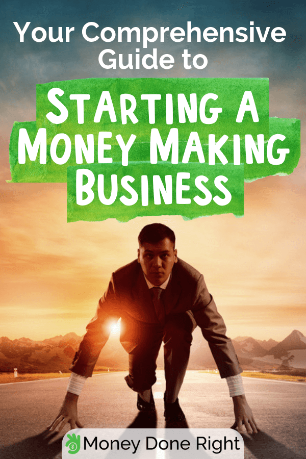 You might think that starting a business would be tough. Why not make it easy with this complete guide? #startingbusinessguide #easyguide