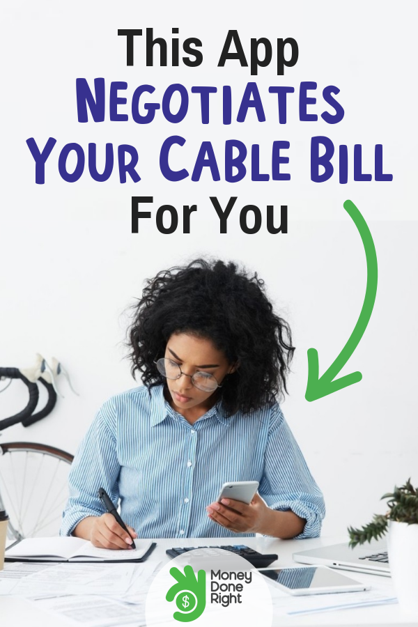 Your cable bill does not have to be your problem, so should your phone and Internet. It's not easy neogtiating with companies so this app does the job. #negotiateyourbills #BillHunters