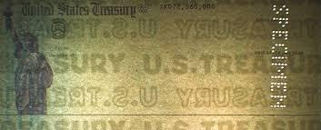 U.S. Treasury Watermark