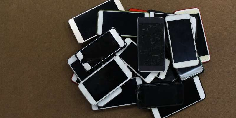 Used Smartphones Mobile Devices