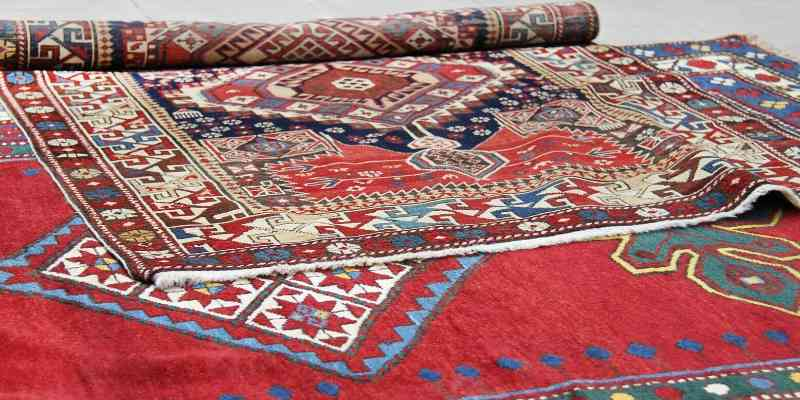 Vintage Area Rugs and Runners