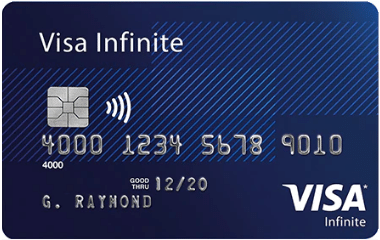 Visa Infinite Cards