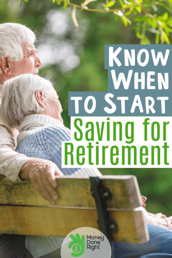 Just the idea of retiring is wonderful knowing that you'll be able to relax after those years of working so hard. However the questions is when should you start saving for your retirement days? Here's 8 important things you should know. #retirementidea #whendoyoustart