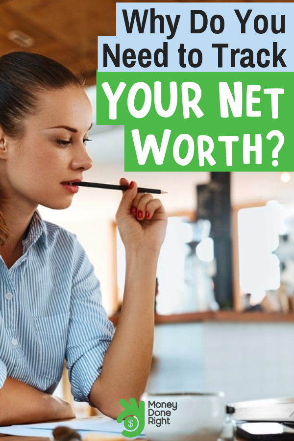 Do you know how much your net worth? If your answer is a no then it's about time to turn that into a yes. You have to know because it's important information you need. #trackyournetworth #networth