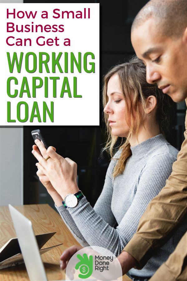 Securing a working capital loan is vital to any small business enterprise. #workingcapitalloan #smallbusinessloans