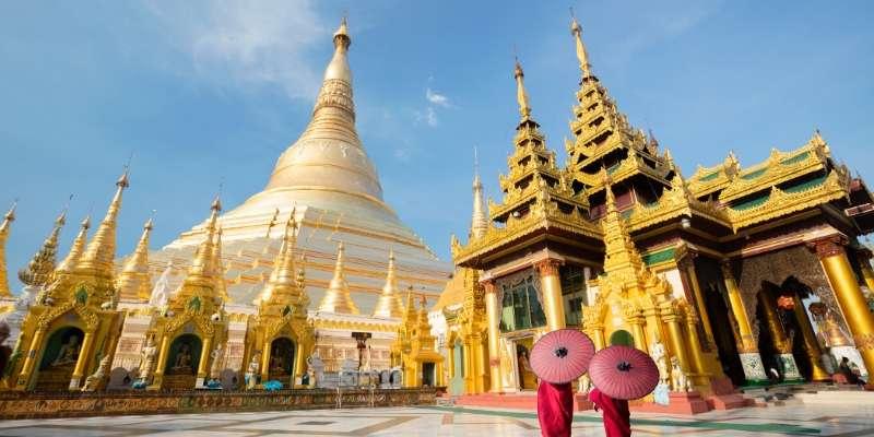Yangon Burma (Myanmar)