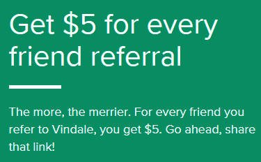 Cash for Surveys Vindale Research - Refer a Friend Reward