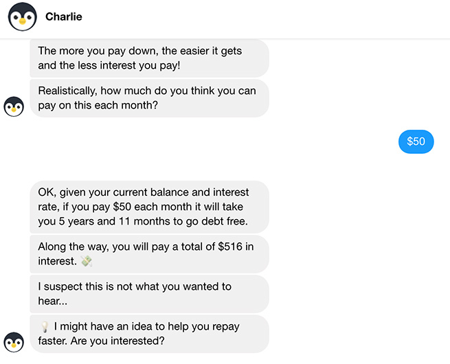 charlie finance how it works