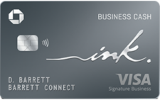 chase ink business cash