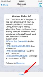 iCenter Bot