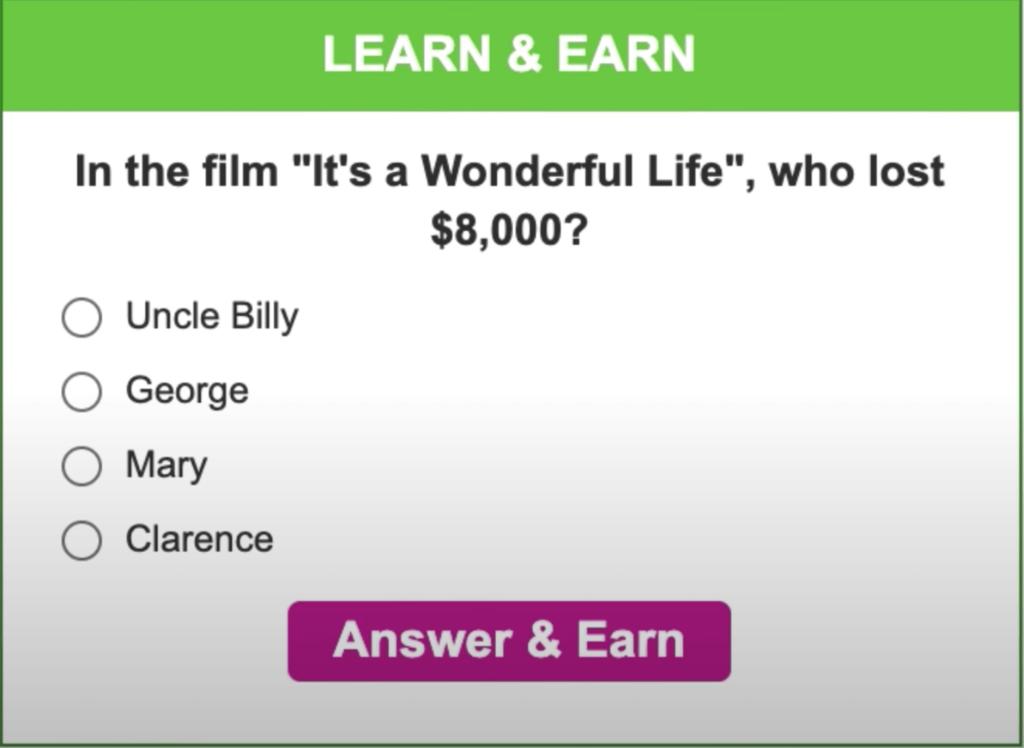 inboxdollars trivia questions
