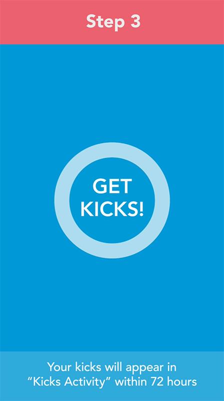kicks activity