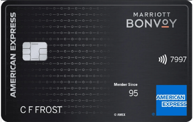 marriot bonvoy brilliant american express