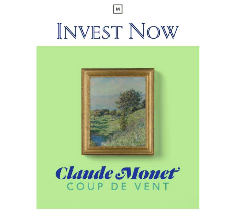 Masterworks Monet