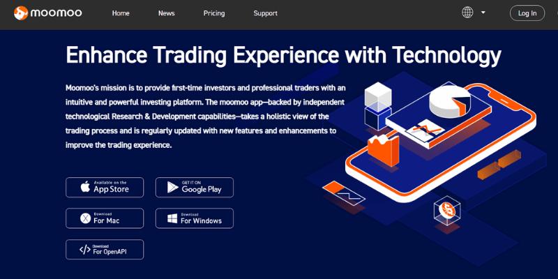moomoo stock trading app