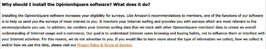 Online Surveys OpinionSquare - Software Explanation