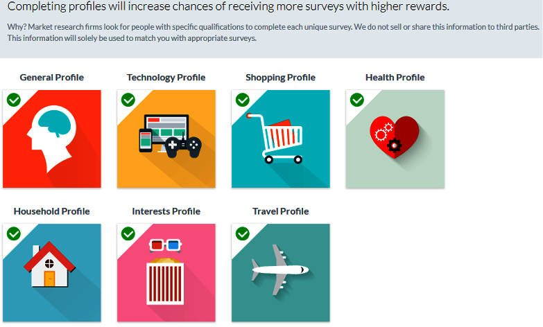 Online Surveys Survey Junkie - Profile Surveys