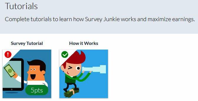 Online Surveys Survey Junkie - Tutorials