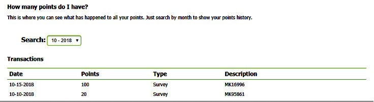 Paid Surveys MySurveys - Credited Surveys