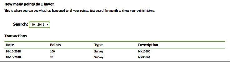 Paid Surveys MySurveys - Credited Surveys